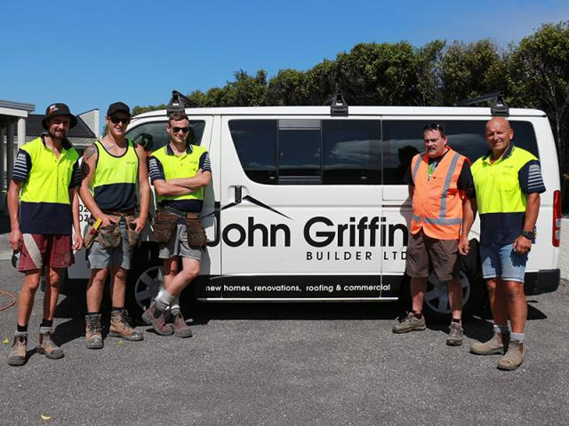 John Griffin Builder Ltd
