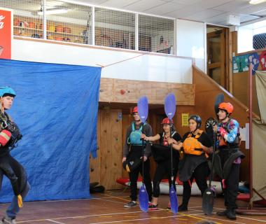 2016 Outdoor Education Students performance