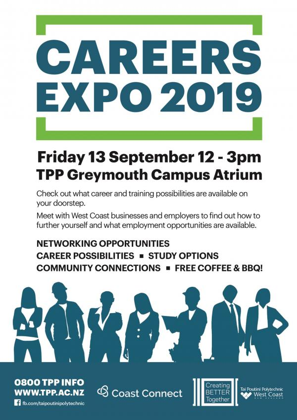 Career Expo 2019 Poster2