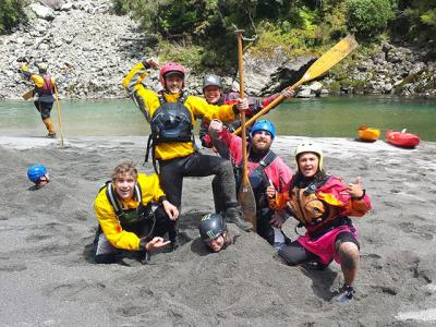 Tai Poutini Polytech offers Outdoor Education and Ski Patrol programmes